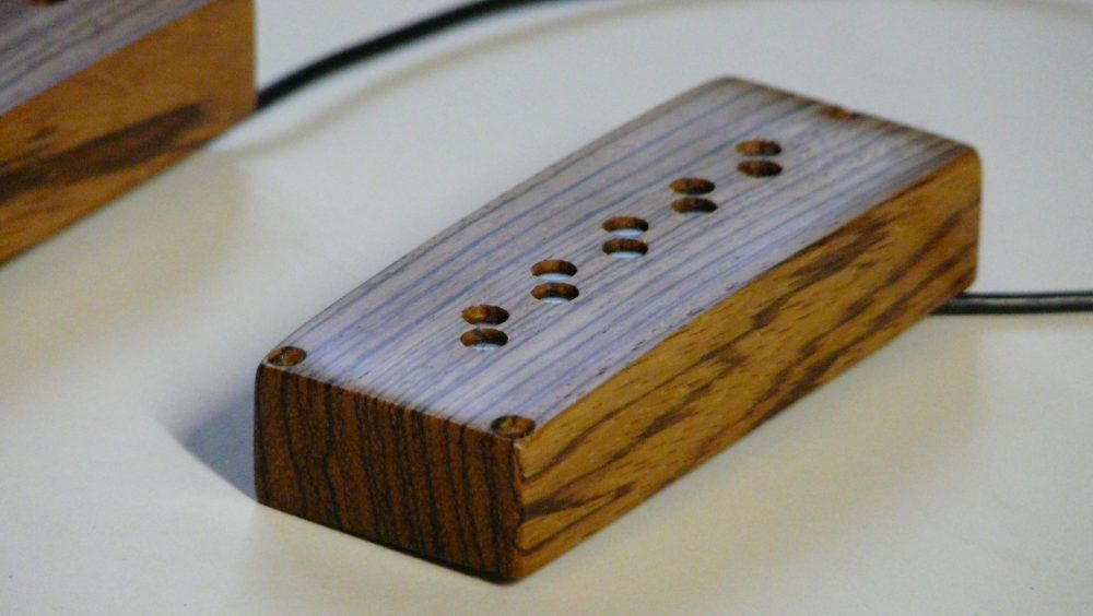 handcrafted zebrano covers pickup