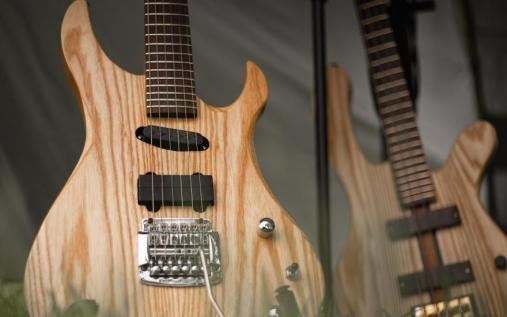 Handcrafted bespoke guitars
