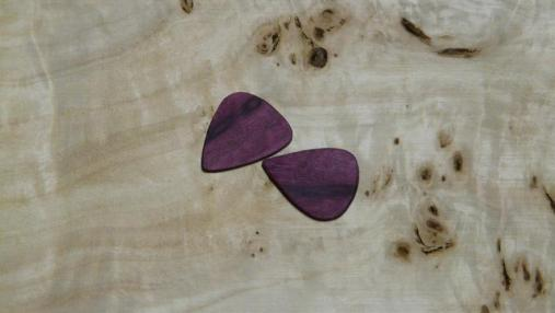 Purpleheart Picks