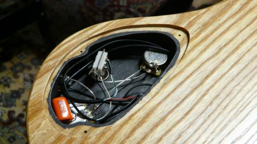 Silver plated solid core wiring harness